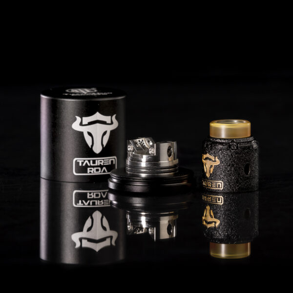 THC Tauren RDA Brass Black