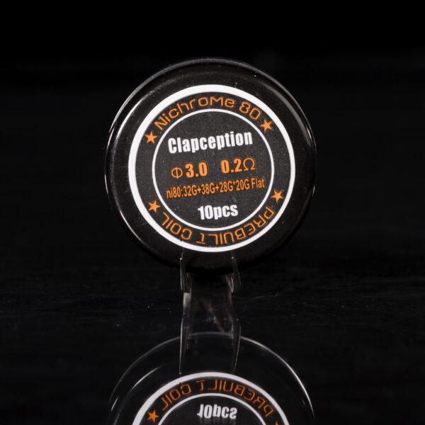 "Nichrome 80 ""NI80"" Coils 10-pack"